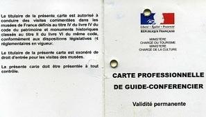 Pétition: Soutien aux guides-conférenciers | 16s3d: Bestioles, opinions & pétitions | Scoop.it