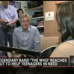 Beyond the Dream: The Who Gives Back to Teens With Cancer | Fox ... | Social Media Teen Idols | Scoop.it