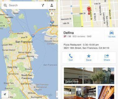 Google Maps sur iPad bientôt disponible | Brèves de scoop | Scoop.it