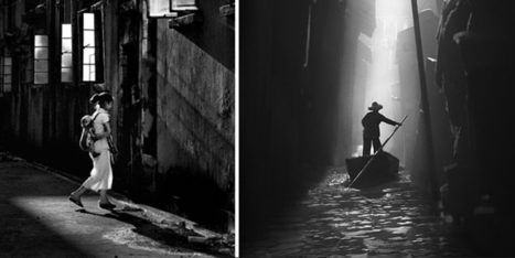 1950s Hong Kong Captured In Street Photography By Fan Ho | Grand Pictures | Scoop.it