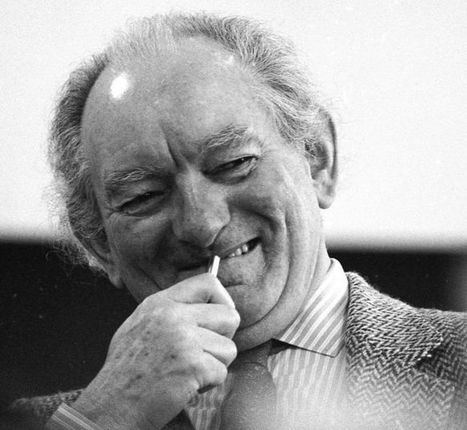 Brian Friel: A life in pictures | The Irish Literary Times | Scoop.it