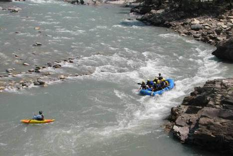 Whitewater Heroes – HRR's Rafting Team | Most Adventurous River Rafting Place in India | Scoop.it