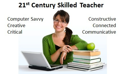 9 Essential Digital Skills for the 21st Century Teacher | Education | Scoop.it