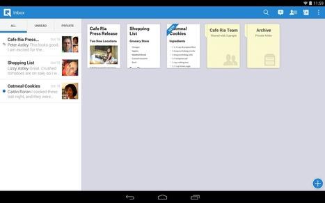 Quip: Un excelente editor de texto para Android | Gustavo Martínez Blog´s | Tic, Tac... y un poquito más | Scoop.it