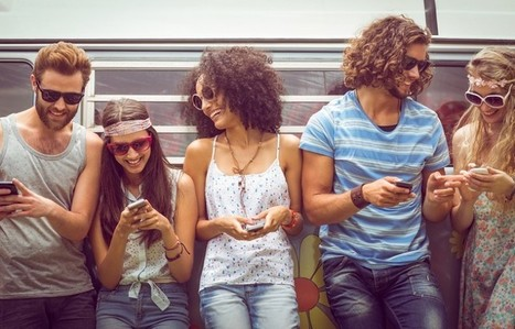 What Do Your Social Media Marketing Habits Say About You? [Study] | MarketingHits | Scoop.it