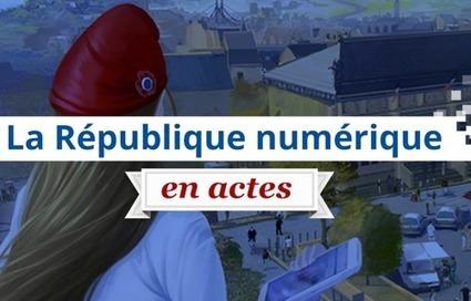 République Numérique - Projet de loi pour une République numérique | Communication 2.0 (référencement, web rédaction, logiciels libres, web marketing, web stratégie, réseaux, animations de communautés ...) | Scoop.it