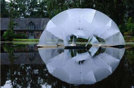 Prisca Cosnier: Coalescence   Art Installations, Sculpture, Contemporary Art   Scoop.it