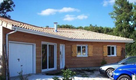 ABOXIA - Maison Bois Aboxia économique (1000 €/m²) | Aboxia | Scoop.it