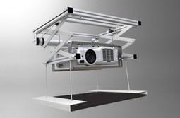 Celexon PL300 : ascenseur motorisé pour vidéoprojecteur - AVCesar.com | installation videoprojecteur | Scoop.it