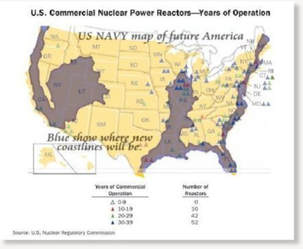 15 Nuclear Reactors on New Madrid Fault Line | don't drain my lake bro | Scoop.it