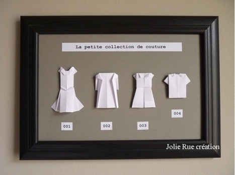 couture origami | Couture, crochet et autres plaisirs | Scoop.it