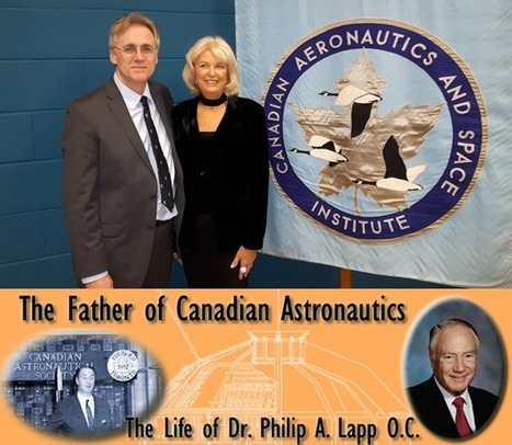 """Apogee Publishes New Book on """"The Father of Canadian Astronautics""""   More Commercial Space News   Scoop.it"""