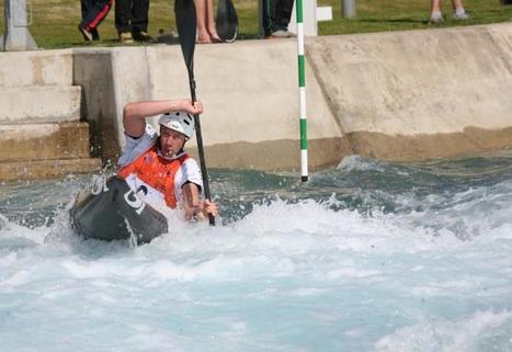 Boris neveu gagne sa 1re Coupe du Monde - LaDépêche.fr   Le canoë-kayak SLALOM avec PadL   Scoop.it