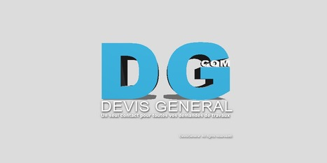 Devis General | DevisGeneral | Scoop.it