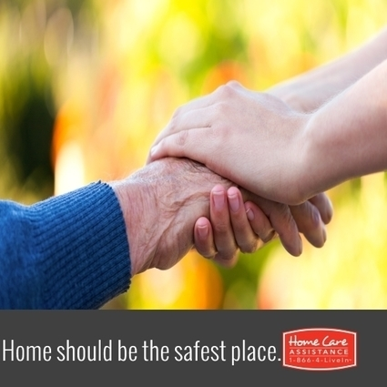 Senior Safety at Home | Home Care Assistance of Jacksonville | Scoop.it