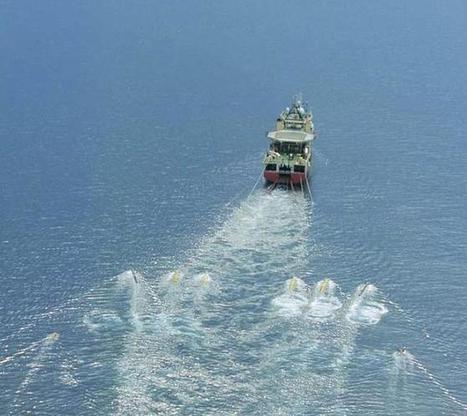 Los sondeos para buscar gas y petróleo acechan el Mediterráneo | Los sistemas fluidos externos y su dinámica. | Scoop.it