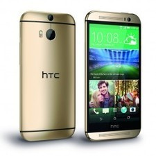 HTC One (M8) 4G LTE 16GB Unlocked Phone-Gold | Mobiles & Other Electronic Accessories | Scoop.it