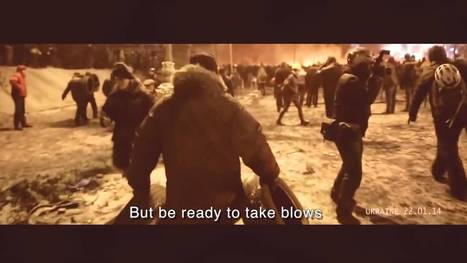 Trailer for Ukraine's Uprising Stars Will Smith and Sylvester Stallone | Real art | Scoop.it