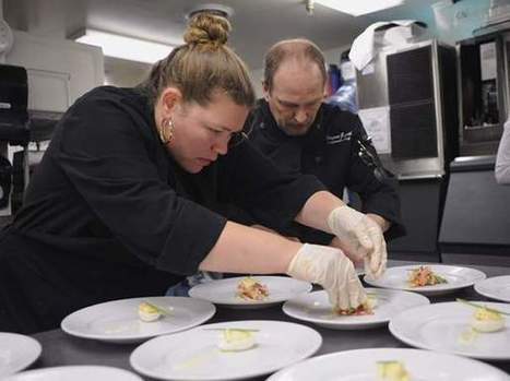 Chefs on 'Fire' - Local chefs use N.C. products | Wilmington StarNews | North Carolina Agriculture | Scoop.it