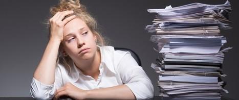 Contre le burn-out, les vacances et le repos ne suffisent pas | 694028 | Scoop.it