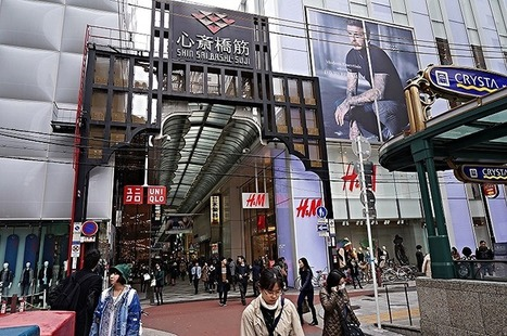 Travelogue: Shopping with the Locals in Uptown Osaka | Asian Travel | Scoop.it