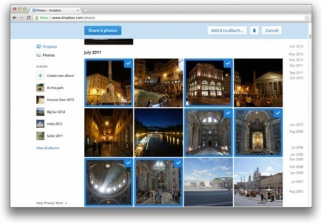 Dropbox va intégrer la prévisualisation de documents | Geeks | Scoop.it