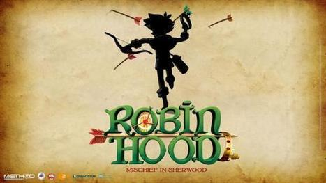 AWN | PGS Strikes New Deals for 'Robin Hood' | Robin Hood - Mischief in Sherwood | Scoop.it
