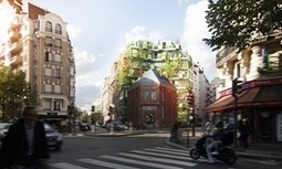 Reinventing Paris: 10 winning urban designs to transform the city | URBANmedias | Scoop.it