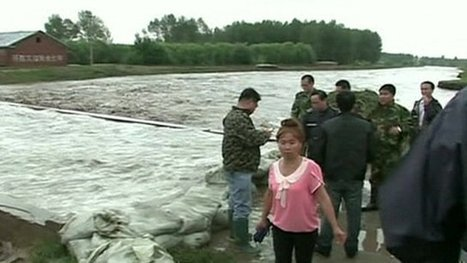 Heavy flooding hits northern China | IB Part 2: Freshwater - issues and conflicts | Scoop.it