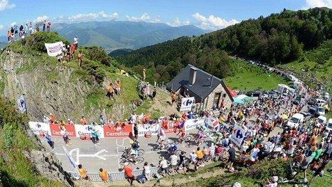 La hourquette et les bicyclettes  - France 3 Midi-Pyrénées | Vallée d'Aure - Pyrénées | Scoop.it