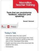 Tools that can revolutionize our feedback and r... | Technology Enhanced Learning at Glyndwr | Scoop.it