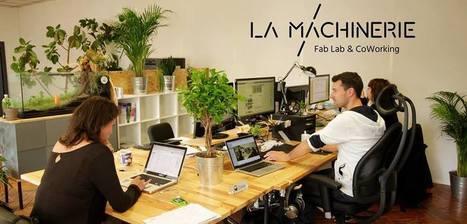 A Amiens, La Machinerie fabrique du lien, des objets et du sens | Tiers lieux | Scoop.it