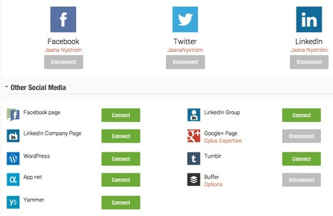 Scoop.It sharing now to Google+ Pages! | Google Plus Stats, Strategies+ Tips | Scoop.it