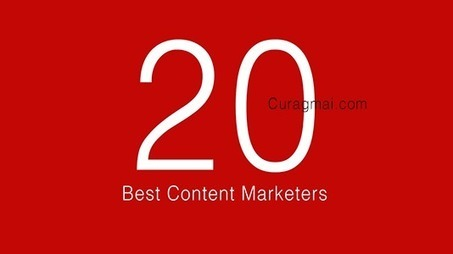 20 of the Best Content Marketers & Many From Scoopit via Curagami | Social Marketing Revolution | Scoop.it