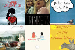 Seven New Books to Read During Spring Break | Books101 | Scoop.it