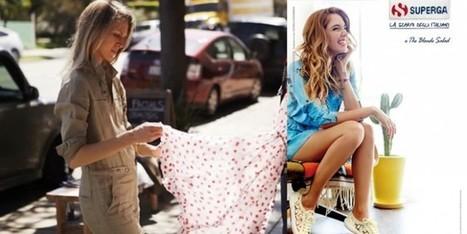 Chiara Ferragni, Mary-Kate e Ashley Olsen per Superga - Sfilate | fashion and runway - sfilate e moda | Scoop.it
