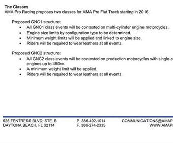 Sideburn talks AMA GNC listens? | California Flat Track Association (CFTA) | Scoop.it