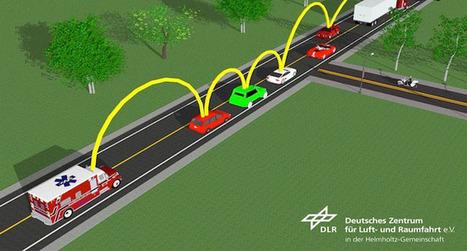 'CAR 2 CAR' communication is the autonomous future of driving | car 2 car | Scoop.it