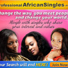 Professional african singles