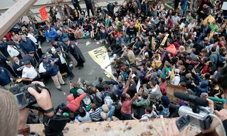 Join the Virtual March on Wall Street | Agora Brussels World News | Scoop.it