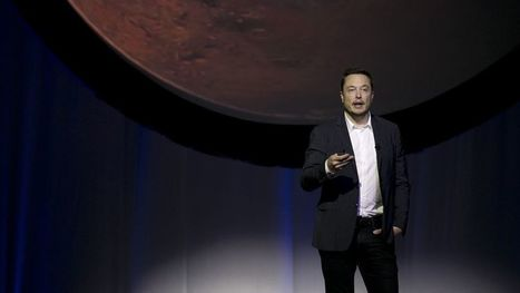 Here are the top 5 takeaways from Elon Musk's big Mars speech | The NewSpace Daily | Scoop.it