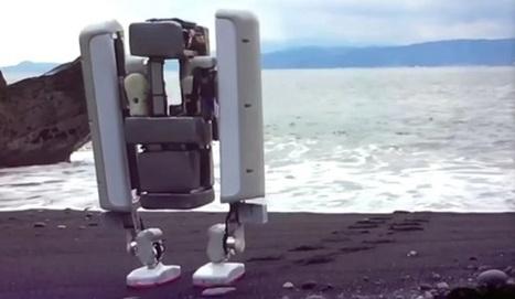 SCHAFT : le nouveau robot made in Google laisse pantois | Post-Sapiens, les êtres technologiques | Scoop.it