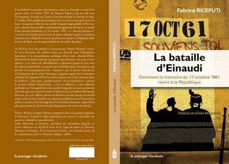 La bataille d'Einaudi. Par Fabrice Riceputi | En amont | Scoop.it