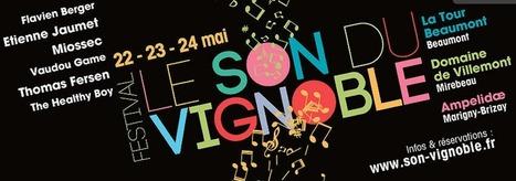 Les Mots du Vin : 22-23-24 Mai : Le Son du Vignoble - | Route des vins | Scoop.it