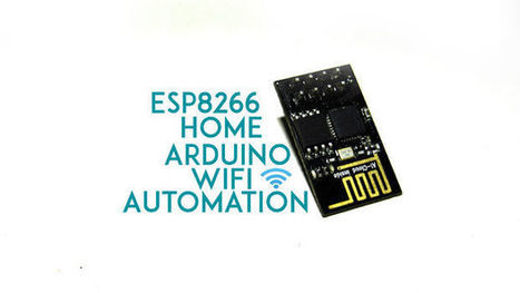 ESP 8266 Wifi controlled Home Automation | Raspberry Pi | Scoop.it
