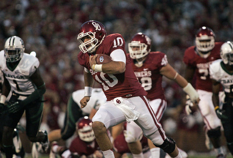 Will The QB Suspension At Notre Dame Give The Sooners An Edge In South Bend?   Sooner4OU   Scoop.it