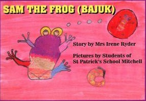 Sam The Frog Virtual Book   Learning about language differences in your neighbourhood - ES1   Scoop.it