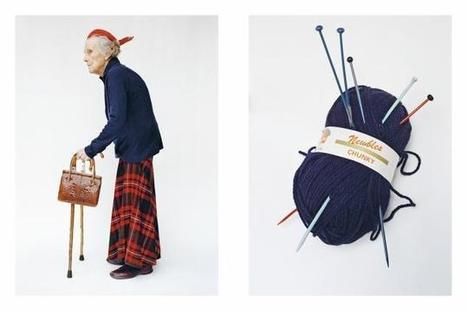 Grannies star in Vogue photog's new book | What's new in Visual Communication? | Scoop.it