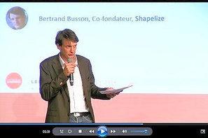 Shapelize, spécialiste de l'impression 3D | Press review | Scoop.it