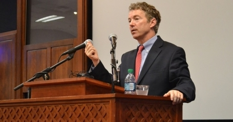 "Rand Paul ""Interested"" in 2016 Run for the White House 